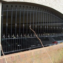 Bespoke Car Park Railings