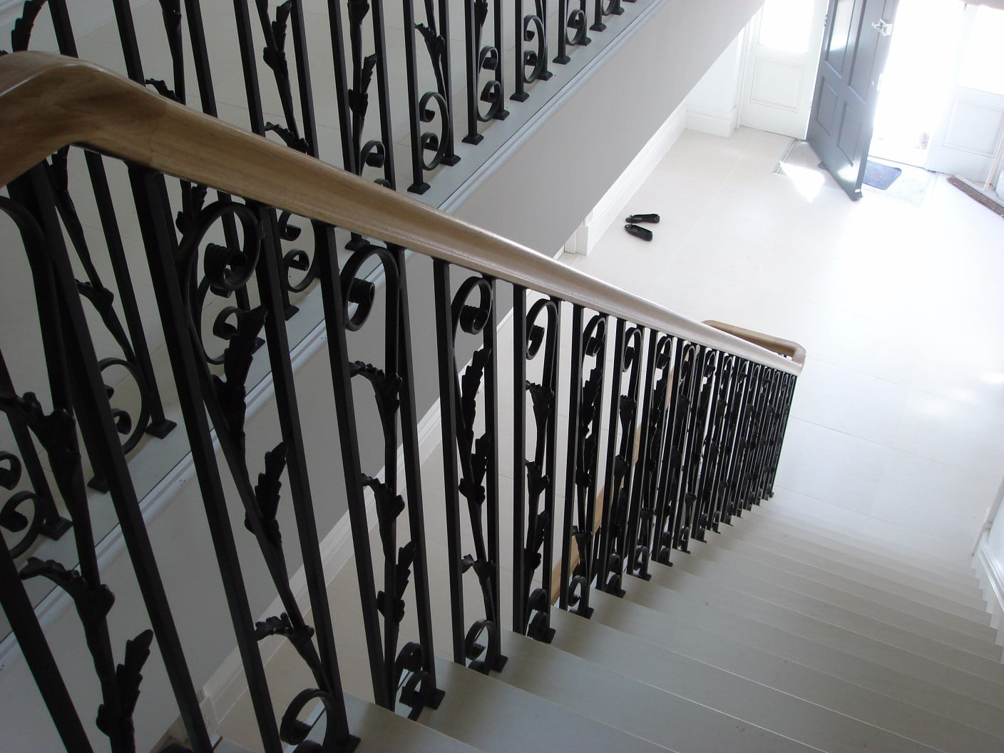 Jrs Fabrications Architectural Metalworks Metal Staircases In Stockport And The North West