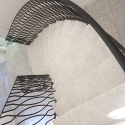 Mansion Architectural Staircase