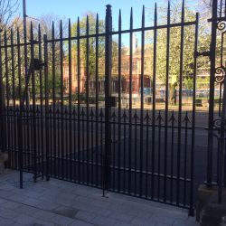 Antique Metal Gates and Railings